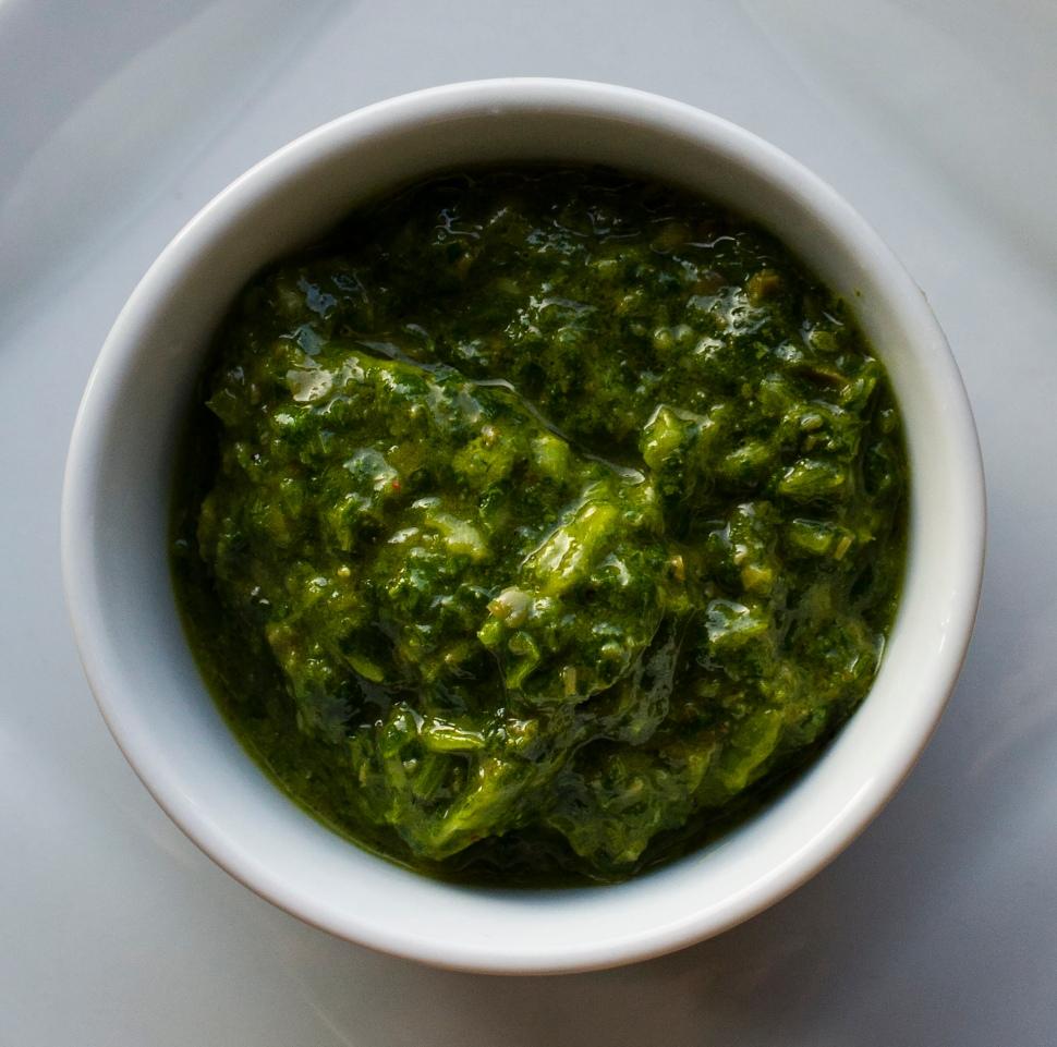 Salsa verde cilantro 2